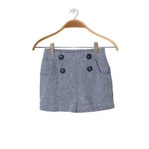 Shorts Caprice Navy