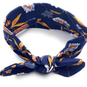 Baby Wisp – Headband – Top Knot – Blue Paradise