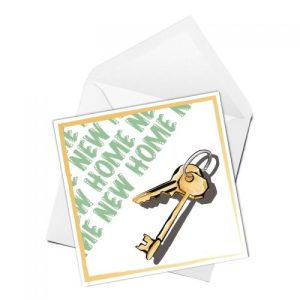 Congratulations- Champagne greeting card (Copy)