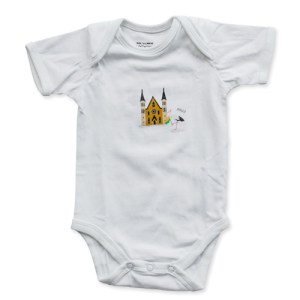 Romper The Hague 100% Soft Cotton And Fairly Made
