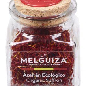 Organic Saffron from Teruel jar 2 g – Pack of 12