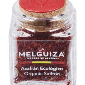 Ecological saffron from Teruel jar 3 g - Pack of 12 - azafrán ecologico tarro 03 500x500