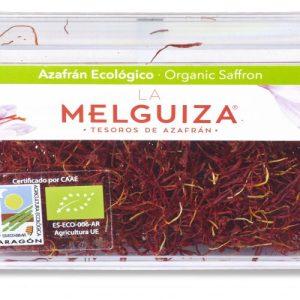 Ecological Saffron from Teruel box 4 g - Pack of 6 - azafrán ecologico caja 02 500x500