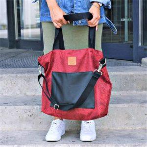 Mili Chic MC6 Bag – Red