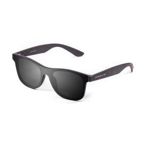 Dalston Matte black & smoke sunglasses