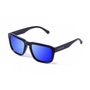 Verona shinny black & blue sunglasses