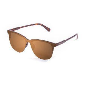 Amalfi Matte demi brown & brown sunglasses