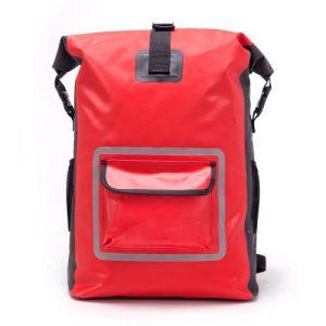 Utah backpack red