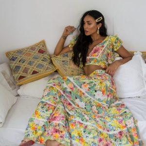 Lowri Maxi Skirt
