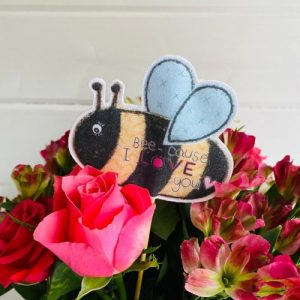 Flossy Teacake Bumblebee Bouquet/Plant Addition - 138231812 739854849984081 7930876781110479311 n 500x500