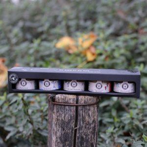 Coffret 5 x 40g Mini – Case of 12