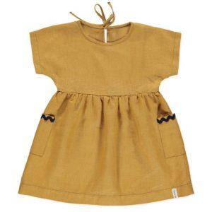 Dress Desert Rose Yellow
