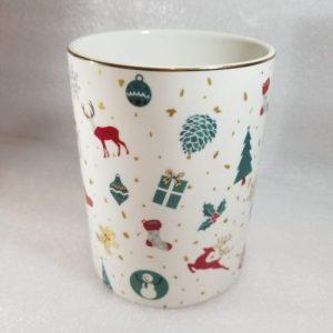 Christmas Greeting Porcelain Jar - 20181203 143757 e1543846872645 500x500