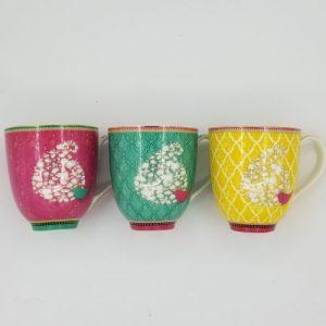 Bundle Box Set Mug x 6 (with 3 Colours)