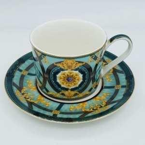 Dynasty – Coffee/Tea Cup and Saucer