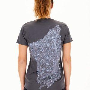 Reflective Bubble T-Shirt – Grey