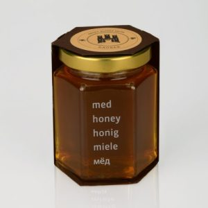 Amorpha fruticosa Honey, 240 g - Amorpha fruticosa Honey 240 g 500x500