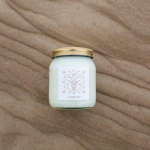 Capricorn Candle Jar – 345 ml