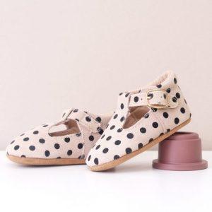 Clemmie Polka Dot Cream Leather T-Bars - CLEMMIE POLKADOTCREAM MARYJANE 2 1024x1024@2x 500x500