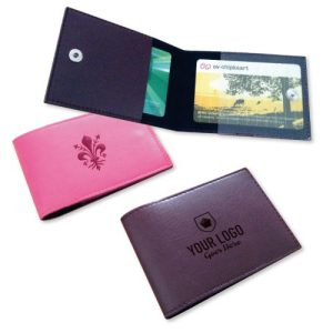 Card Holders - Small Your Own Logo - Card wallet small 500x500
