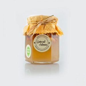 Gourmet honey with almond, 230 g