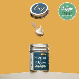 Hemp & Algae Face Cream – 45g