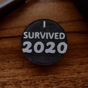 I Survived 2020 - I Survived 2020 2 500x500