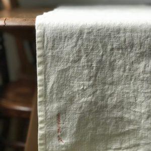 Table runner Linen White pack of 2 - IMG 2715 500x500