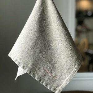 Linen Napkin Natural pack of 6 - IMG 2754 500x500