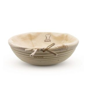 Natural proofing basket for bread (round) - IMG 9535SM 2 min 680x680 1 500x500