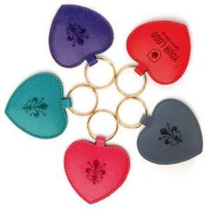 Keychain – Heart Your Own Logo