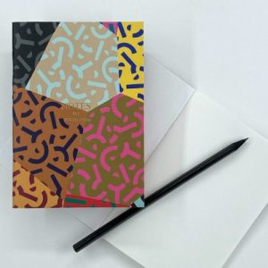 A6 MAZE NOTES JOTTER pack of 3