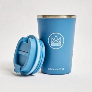 Neon Kactus Reusable Insulated Coffee Cup - Super Sonic 12oz - NK DEC 17439 500x500