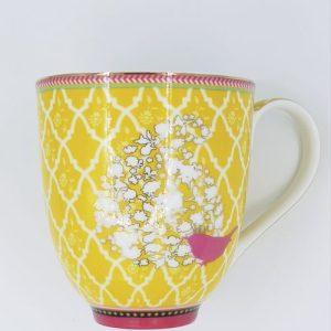 Gift Bird – Coffee Mug (Yellow) - Polish 20200915 095819096 1 500x500