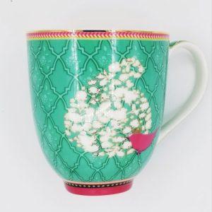 Gift Bird – Coffee Mug (Blue) - Polish 20200915 101113567 500x500