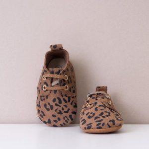 River Tan Leopard Print Unisex Oxfords - RIVER LEOPARD LEATHERSUEDEOXFORD 3 1024x1024@2x 500x500