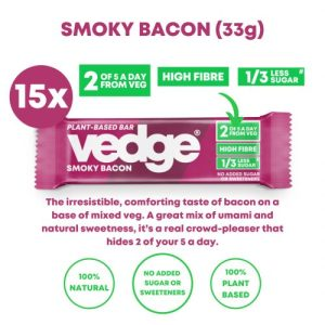 Smoky Bacon (15 x 33g)
