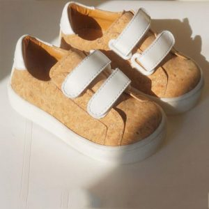 Kid White Velcro | Cork Shoes - kidsshoes 720x 500x500