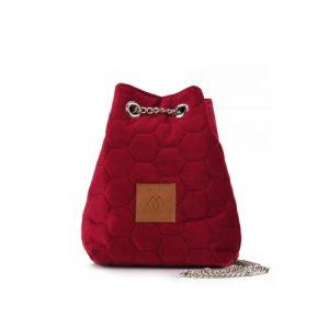 Mili Glam Bag 2- red
