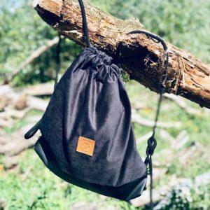 Mili Funny Bag – black