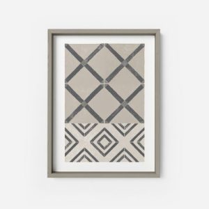 Abstract Wall Art Print 12 - pattern wall art geometric wall art abstract painting for living room 500x500