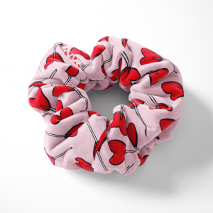 Scrunchie – Candy Hearts