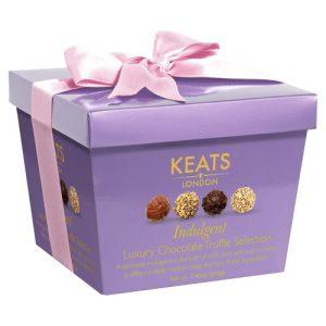 Keats Special Truffle Selection Gift Box Ribbon - 1230 image 2 500x500