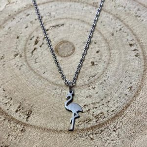 """Stainless steel Necklace """"flamingo"""" - 1fe31d9d 0819 40f7 a9f7 347024fb1031 500x500"""