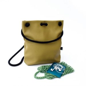 CLASSIC MUSTARD BAG-BACKPACK S size