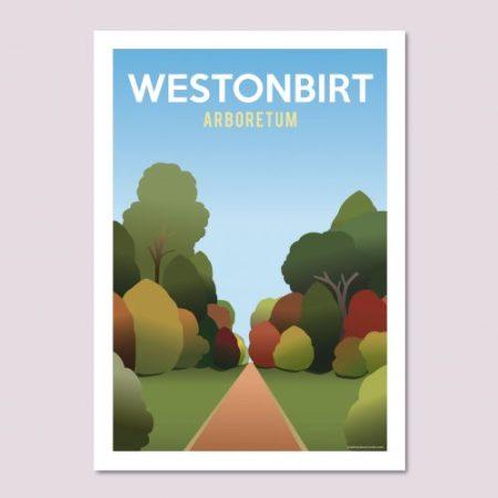 Westonbirt Poster