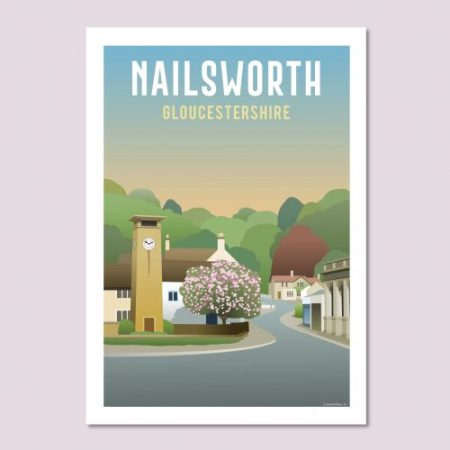 Nailsworth Poster