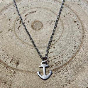 "Stainless steel Necklace ""anchor"" - 87173d05 6c12 46c9 8467 d0d35df3575a 500x500"