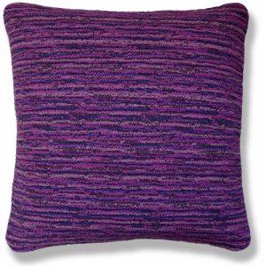 Buckingham Pink and Blue (45 x 45 cm) - 886 a Purple Retro cushion Buckingham and Pink and Blue 500x500