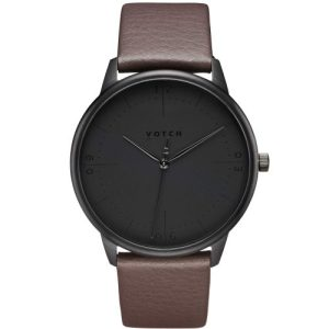 Black & Brown With Black | Aalto Watch